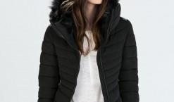 Doudoune femme zara, le manteau qu'il vous faut absolument cet hiver