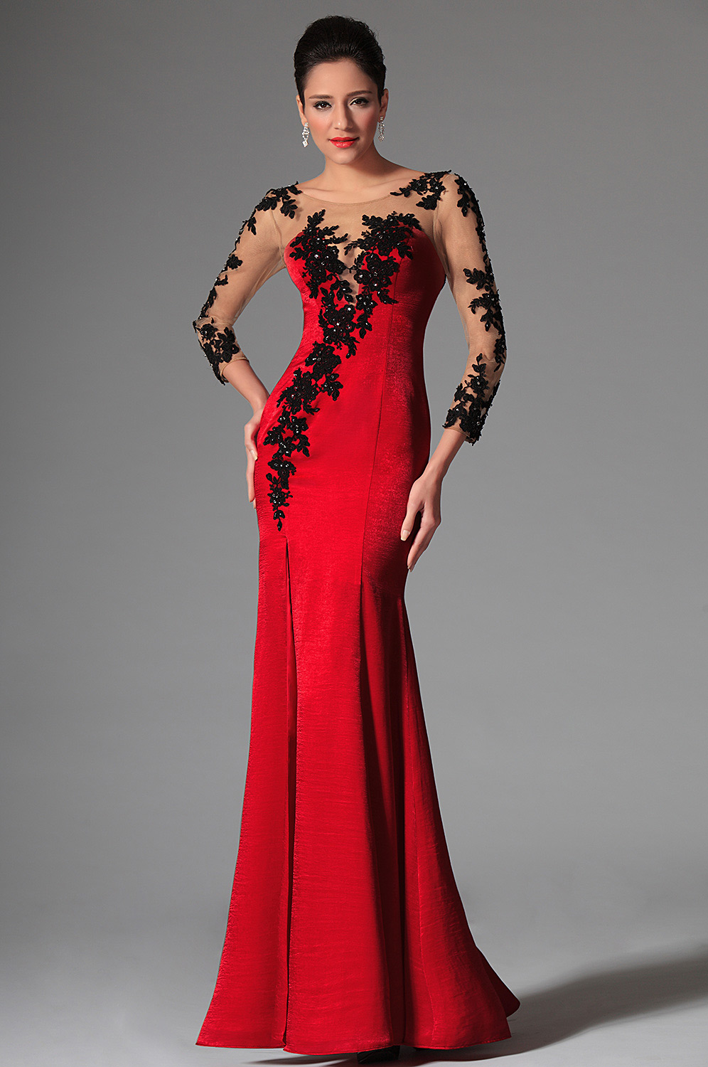 Robe de soiree qualite