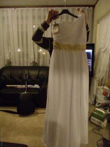 ma robe de soirée