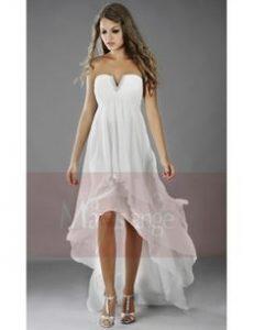 robe bapteme femme