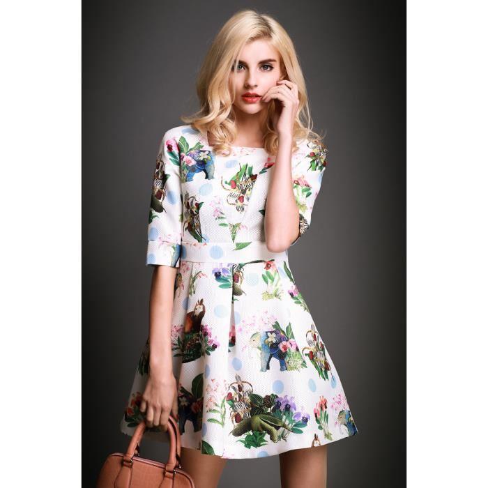 robe printemps 2015