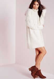 robe pull laine
