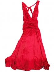 robe rouge mango