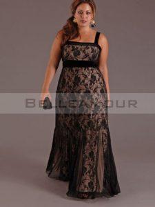 robe soirée grande taille