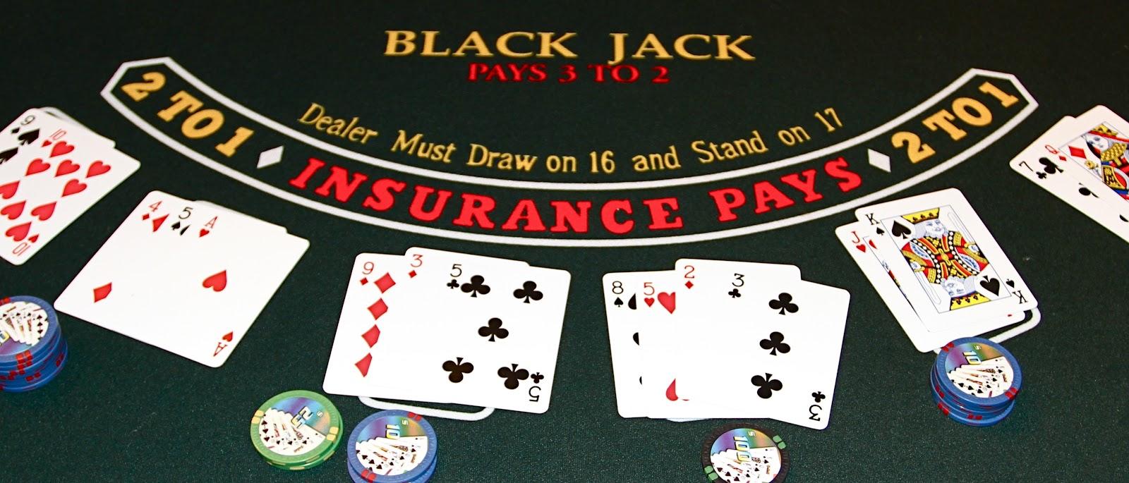 S'entraîner en illimité au blackjack gratuit