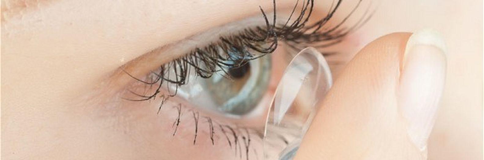 Mes lentilles de contact : je ne peux plus m'en passer