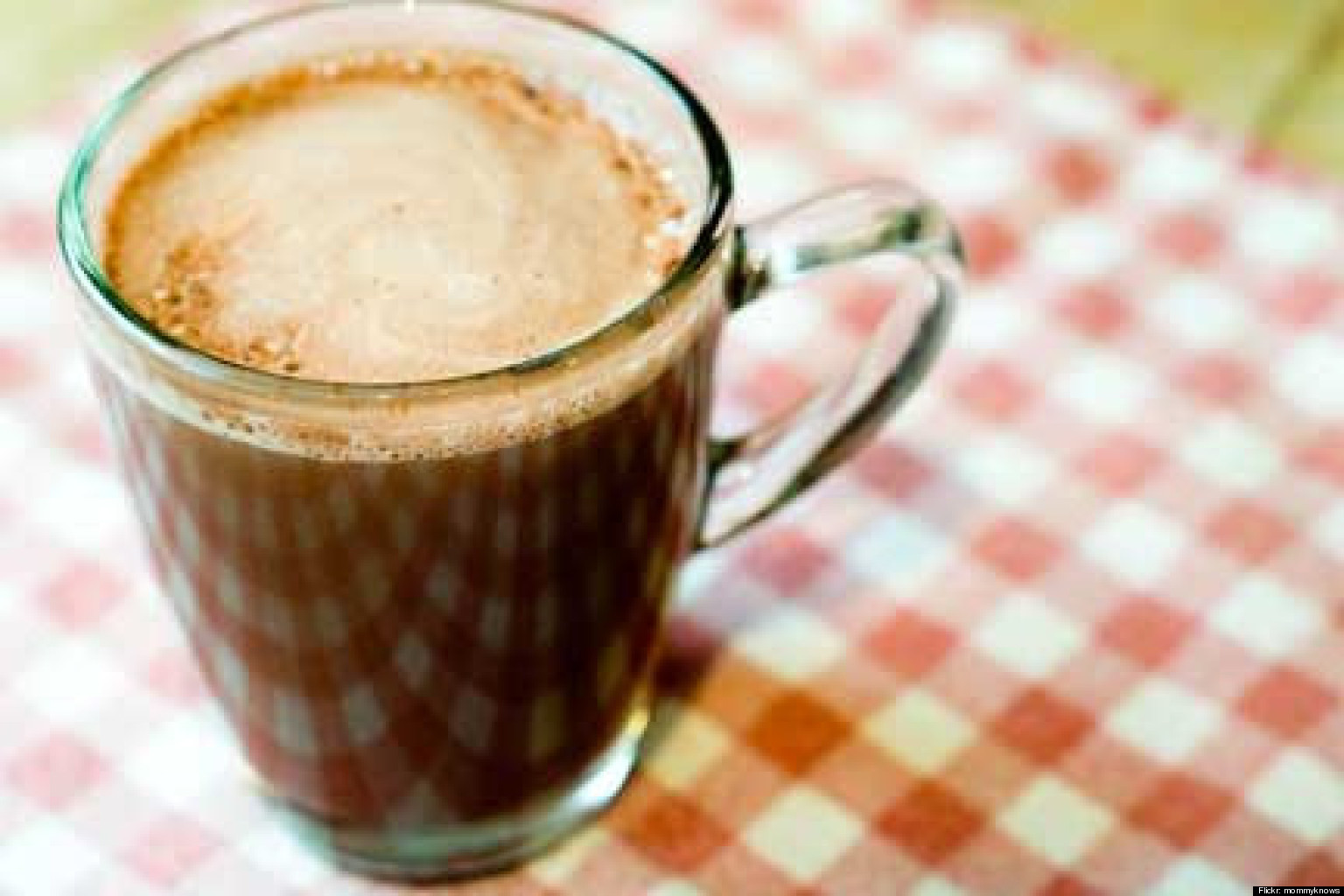 Comment faire un bon chocolat chaud?